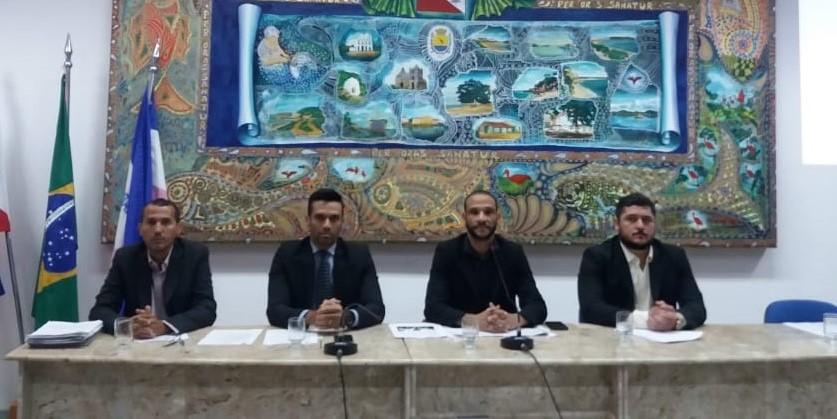 Presidente anuncia sessão extraordinária para votar projetos que liberam recursos para reurbanização da orla de Meaípe