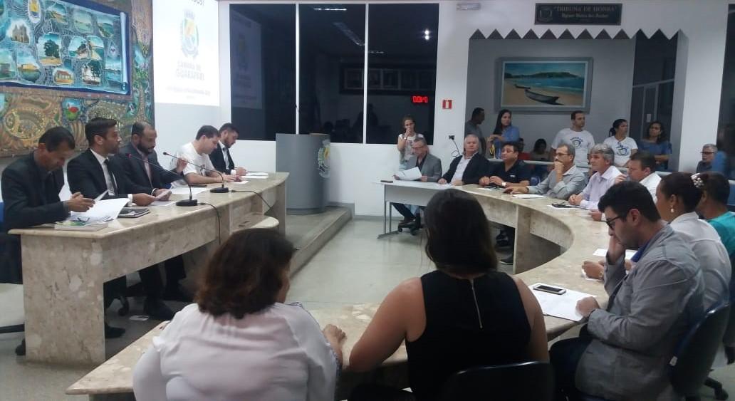 Vereadores aprovam mudanças no plano de cargos e salários dos professores e servidores municipais