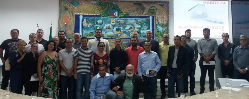 Audiência pública debate exigência de habite-se para imóveis em Guarapari