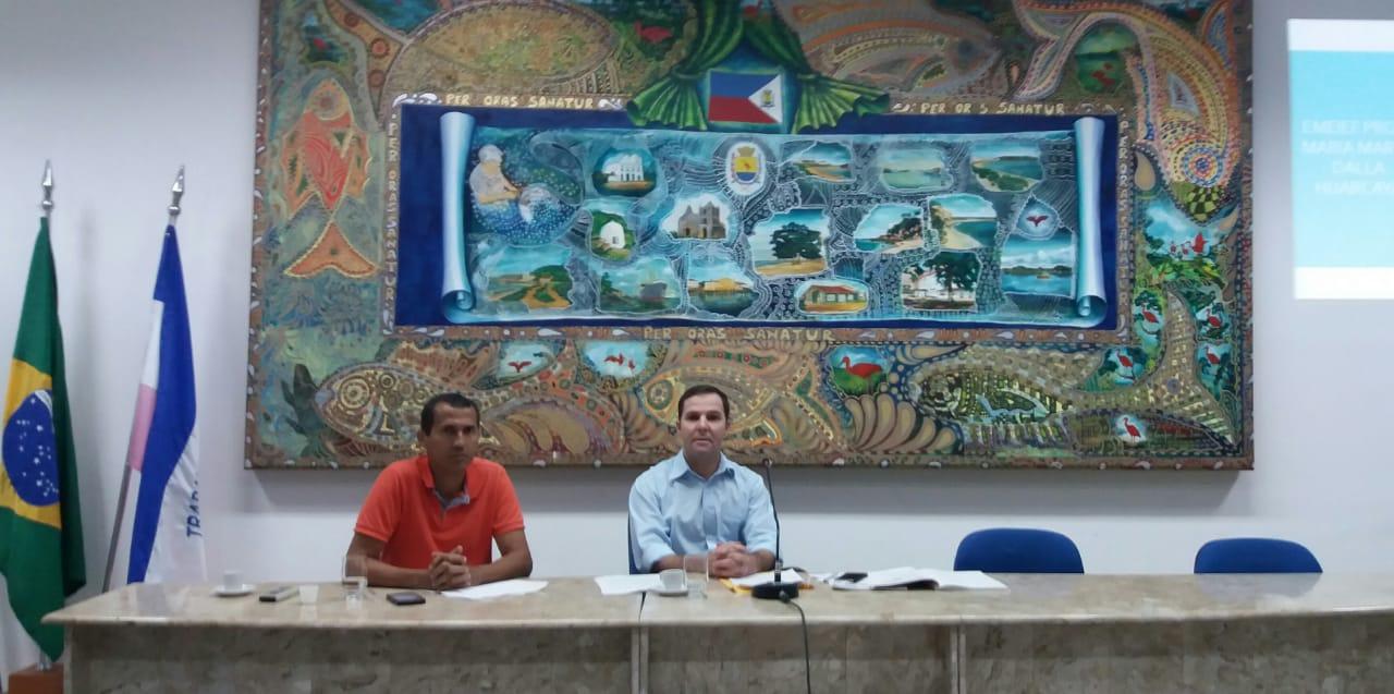 Município não apresenta Plano de Coleta de Resíduos Sólidos para Comissão de Meio Ambiente
