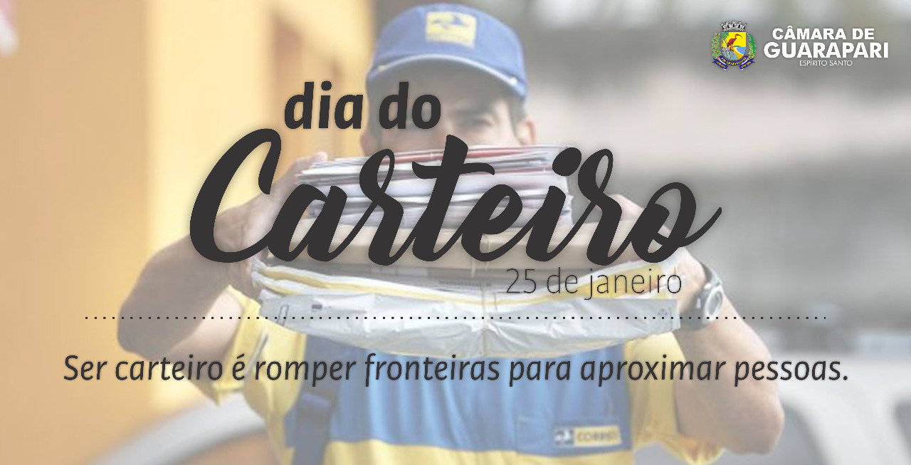 Dia do Carteiro