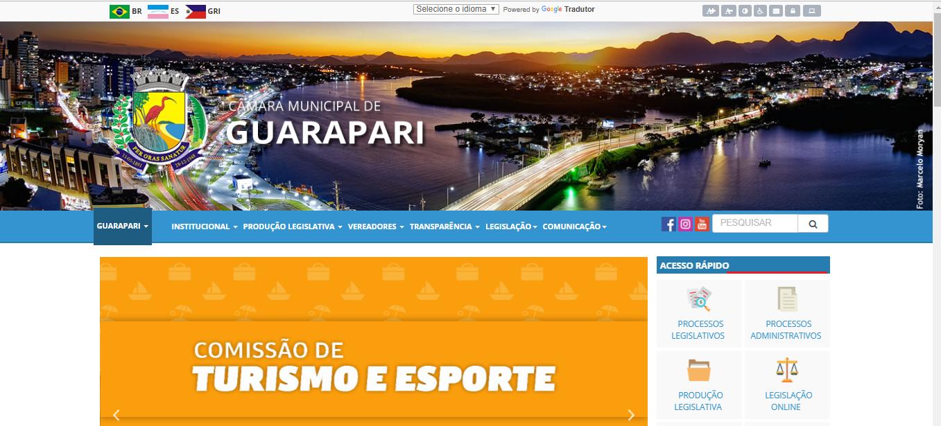 Novo site da Câmara vai dar mais transparência aos trabalhos do Legislativo