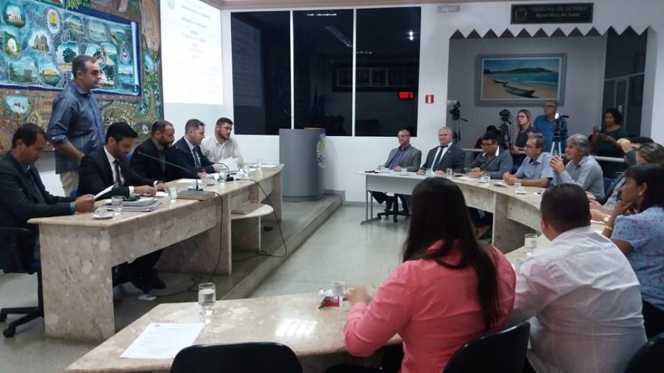 Vereadores aprovam convênio de R$ 112 mil para o Recanto dos Idosos