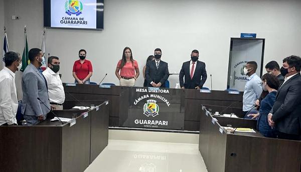 ELEIÇÃO DE 2º VICE-PRESIDENTE DA MESA DIRETORA SERÁ REALIZADA NA SESSÃO ORDINÁRIA DA PRÓXIMA TERÇA (23)